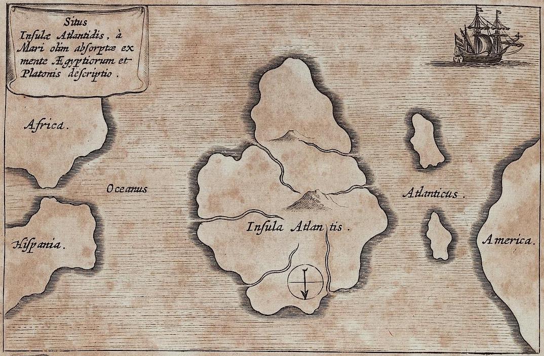 [L'Atlantide] Théorie la plus admise : un site géologique près de Gibraltar